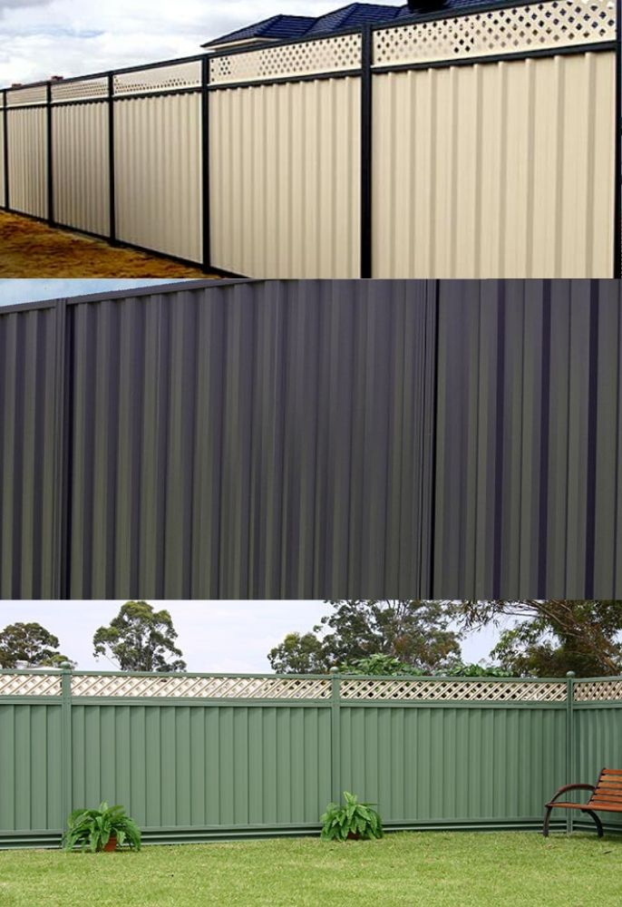 colorbond fencing geelong