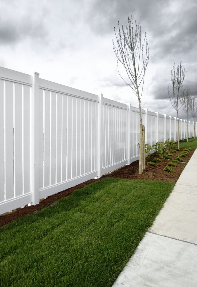 picket fence geelong